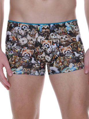 Bruno Banani Short Urban Zoo