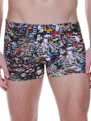 S+XL Bruno Banani Short Traffic