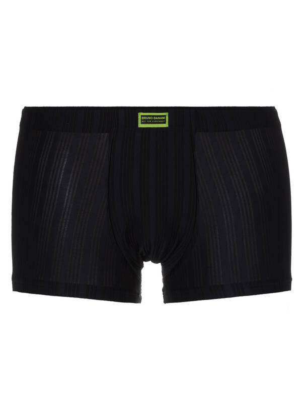 Bruno Banani Hipshort City Planer schwarz stripes