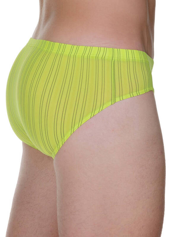 Bruno Banani Sportslip Clima Zone lemon stripes