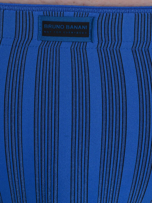 Bruno Banani Sportslip City Planer blau stripes