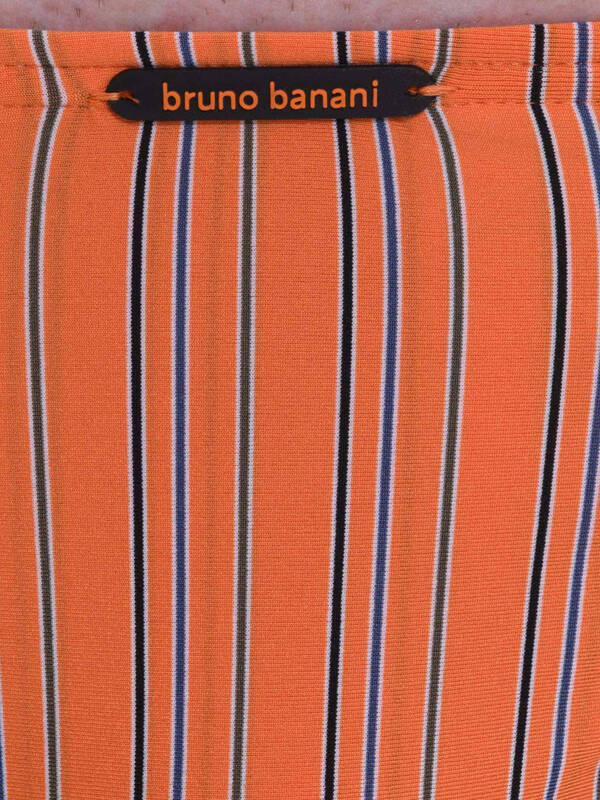 Bruno Banani String Electric Cable orange-stripes