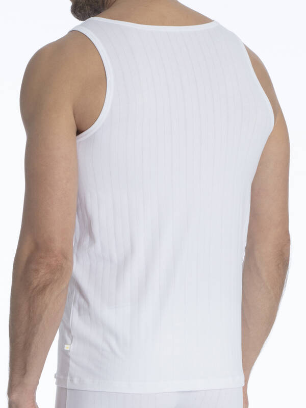 CALIDA Pure & Style Athletic Shirt weiss