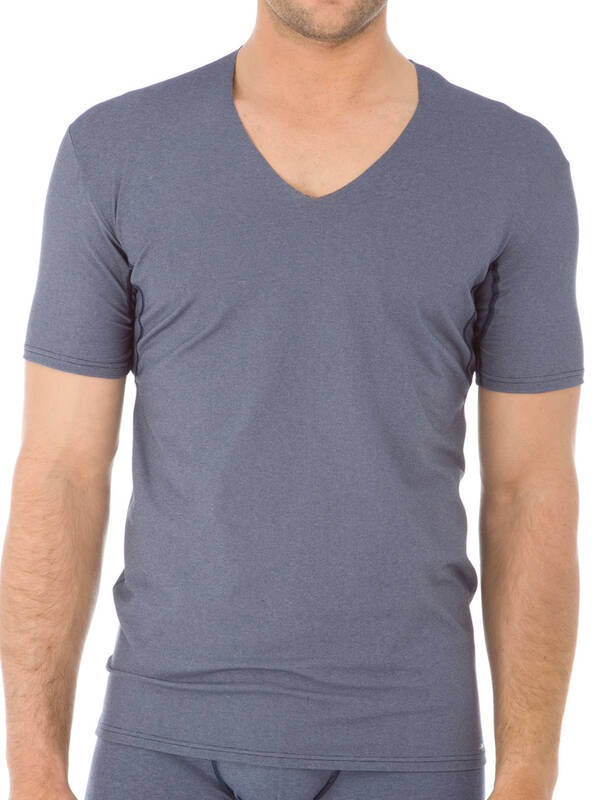 CALIDA Fresh Cotton Business Tshirt dark blue