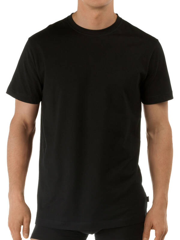 CALIDA Activity Cotton Tshirt schwarz