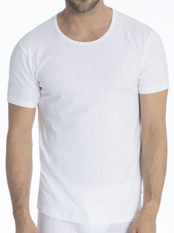CALIDA Pure & Style Tshirt weiss