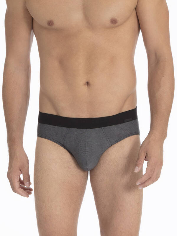 Calida Sensory Brief schwarz