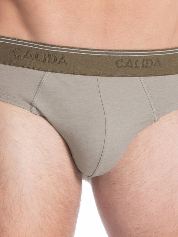 CALIDA Fresh Cotton Slip bronce