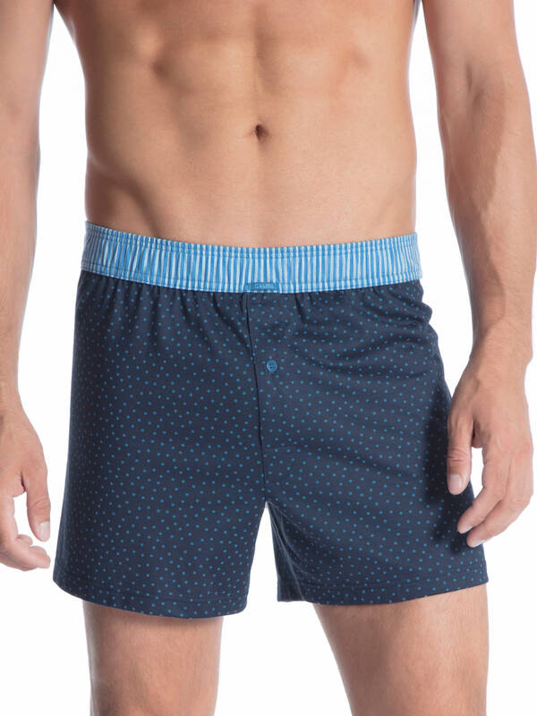 Calida Urban Boxer indigo mood