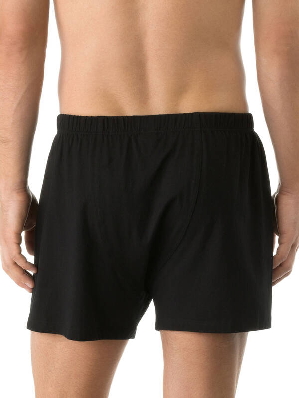 CALIDA Activity Cotton BoxerShorts schwarz