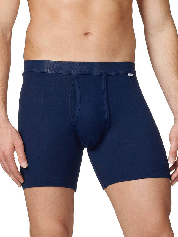 CALIDA Cotton 1:1 Classic Boxer Brief admiral