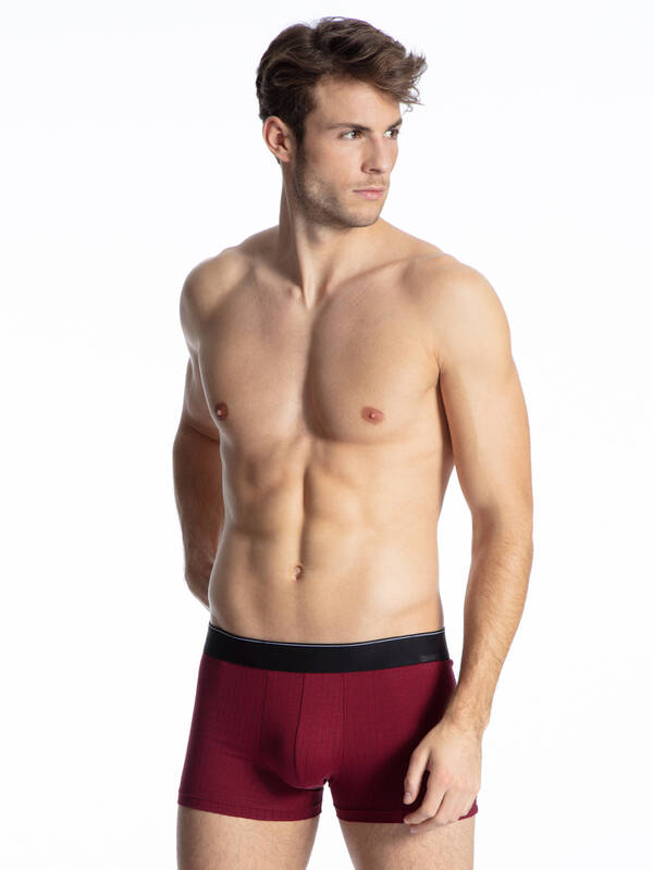 CALIDA Cotton Stretch New Boxer rumba-red