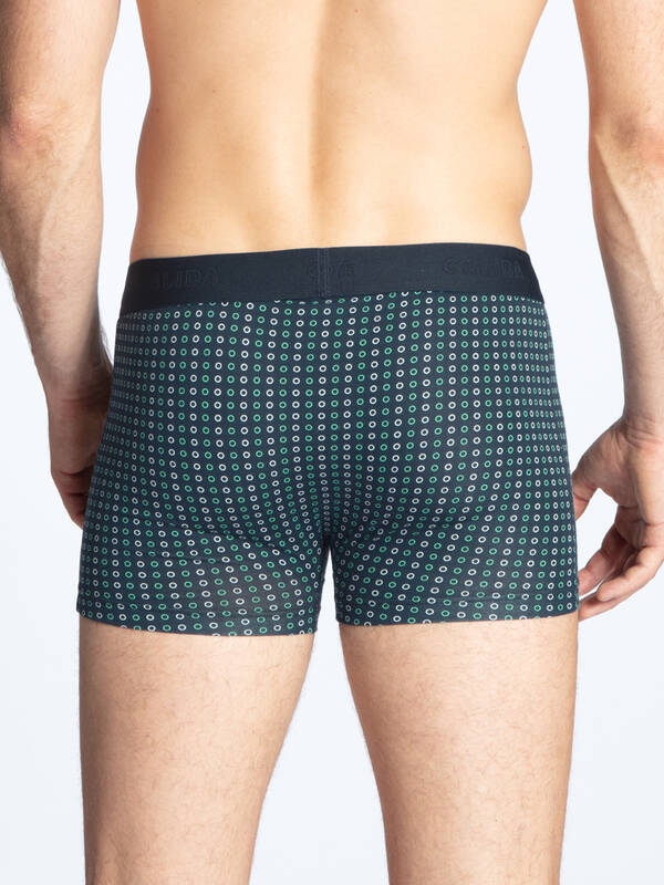 CALIDA Grafic Cotton New Boxer cascade