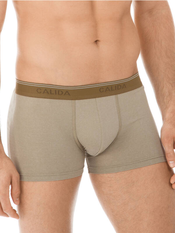 CALIDA Fresh Cotton Boxerbrief bronce