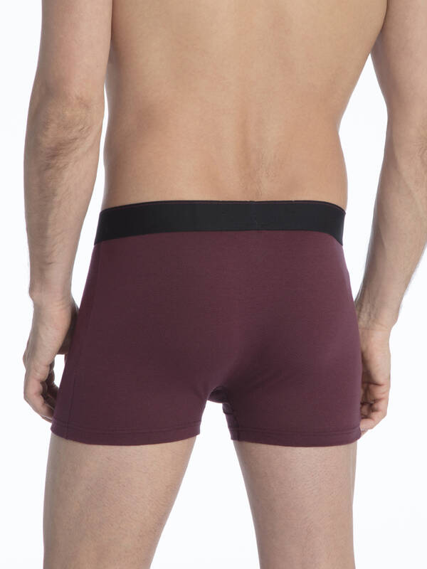 CALIDA Cotton Stretch New Boxer port-royal-red