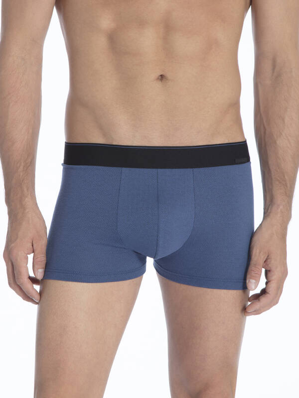 CALIDA Cotton Stretch New Boxer denim