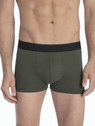 S+M CALIDA Cotton Stretch Boxer