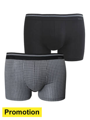 CALIDA Cotton 2erPack BoxerBrief