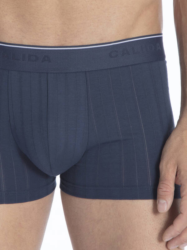CALIDA Pure & Style New Boxer indigo mood