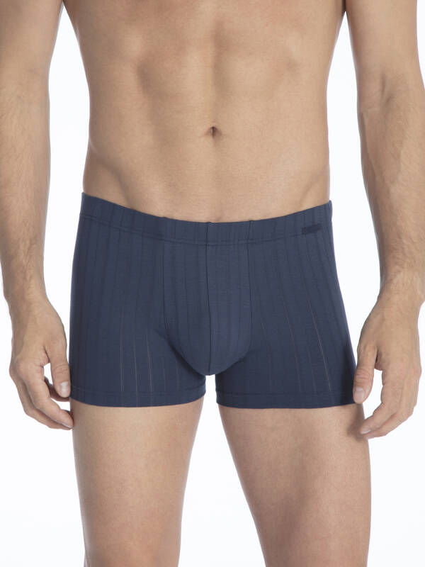 CALIDA Pure & Style New Boxer Softbund indigo mood