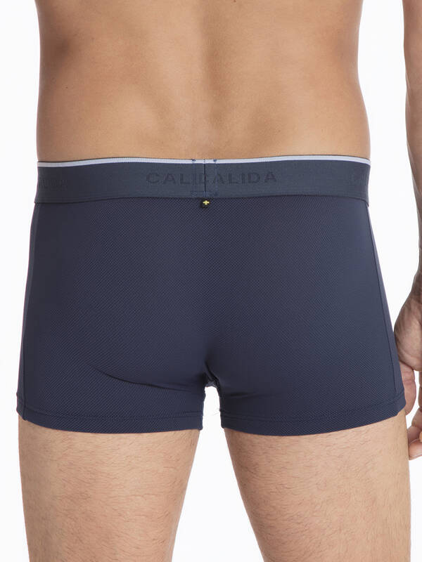 Calida Performance Air BoxerBrief space blue