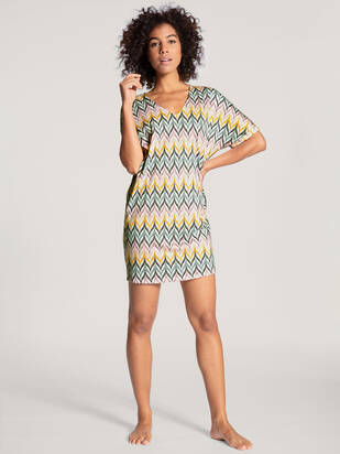 CALIDA Loungedress SwissCotton