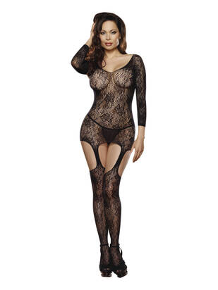 Bodysuit Black Diamond