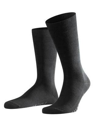 FALKE Family Socken black