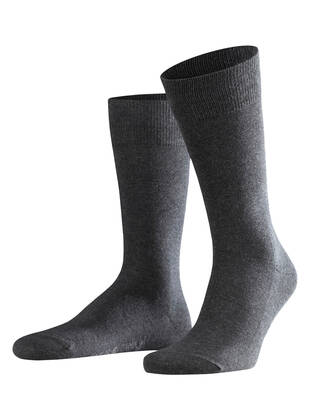 FALKE Family Socken anthrazit