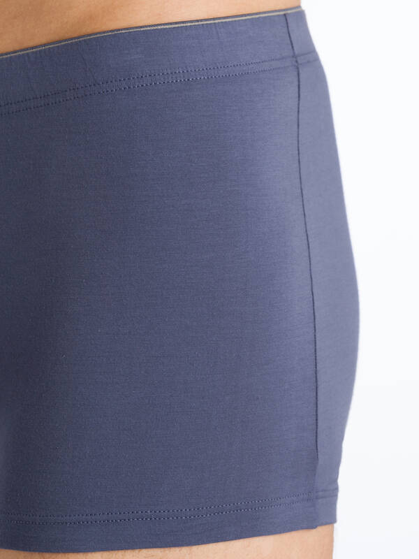 Hanro Cotton Superior Pant cliff blue