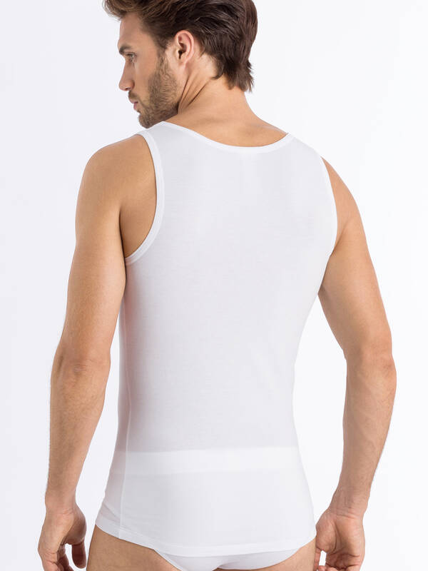 HANRO Natural Function TankTop white