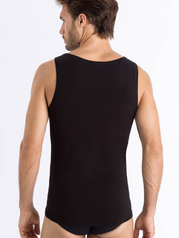 HANRO Natural Function TankTop deep-black