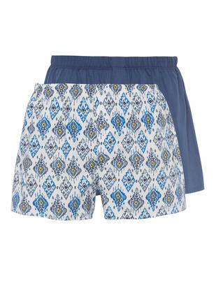 2erPack Woven Boxer HANRO