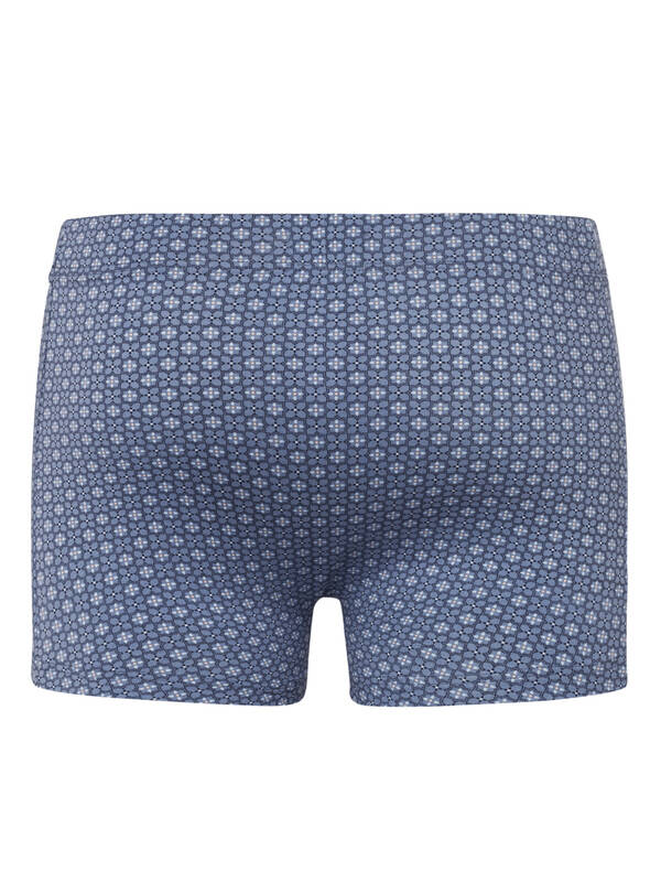 HANRO Elias Pant blue/minimal-ornament