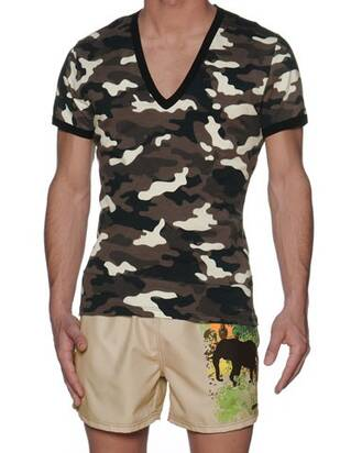 HOM Safari Shirt
