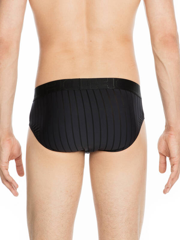 HOM FOR HIM Mini Briefs schwarz