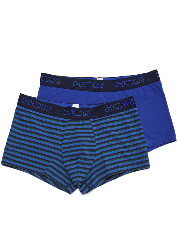 HOM Duopack BoxerBrief blue