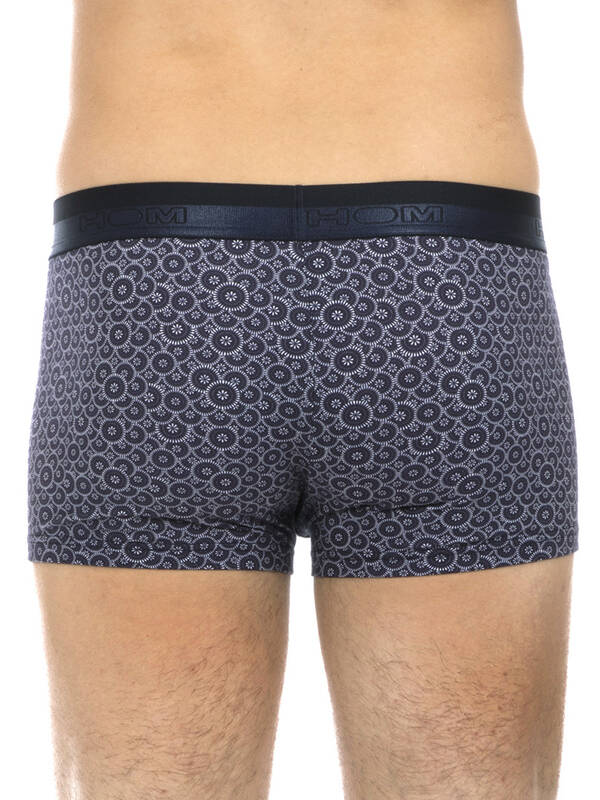 HOM HO1 BoxerBrief Feuille navy