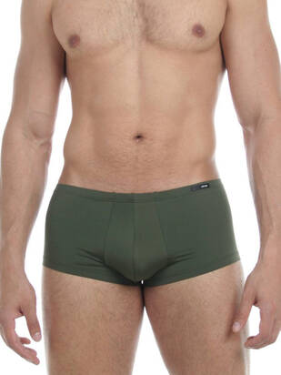 HOM Trunk Funky khaki-green