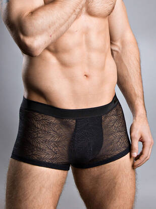 HOM Trunk Autumn Temptation black