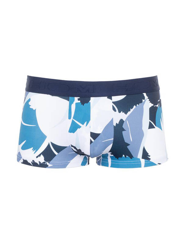 HOM Trunk Landscape blue