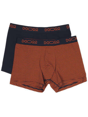 HOM Duopack Long Boxer multiple colours