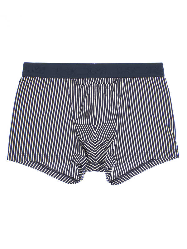 HOM HO1 BoxerBrief Cruise navy/white