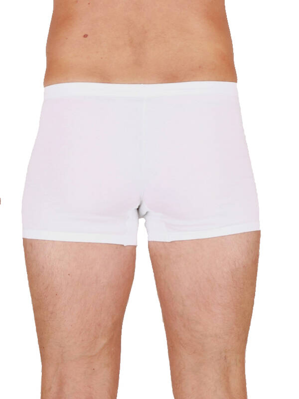 HOM Supreme Cotton HO1 BoxerBrief white