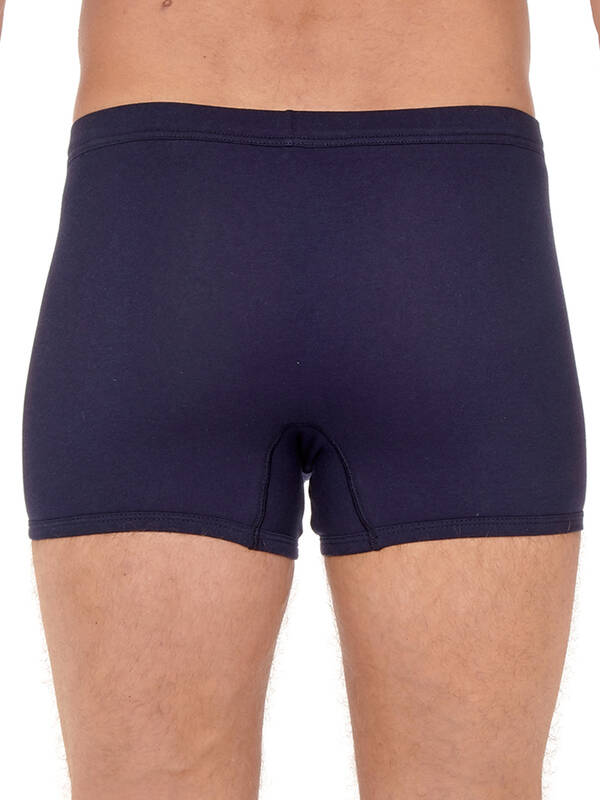 HOM Supreme Cotton HO1 BoxerBrief navy