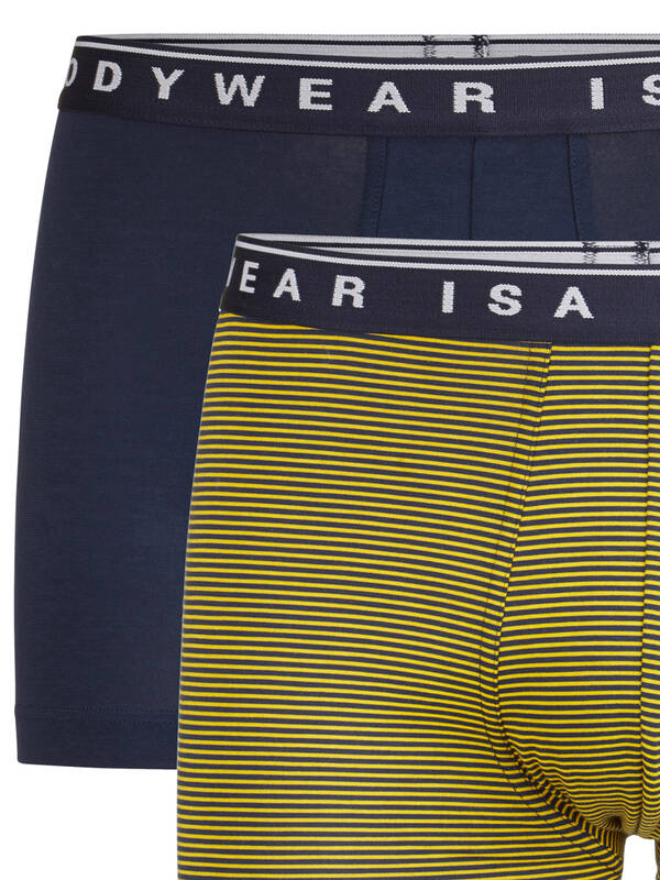 ISA Flash Basic 2erPack Pant yellow