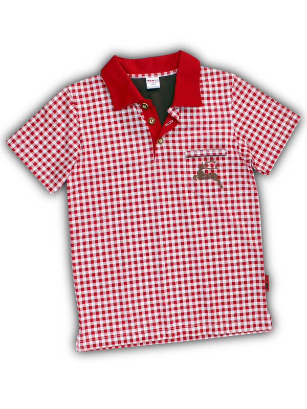 ISA Kinder Polo Shirt