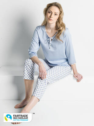 XL / ISA Pyjama Bio-Cotton