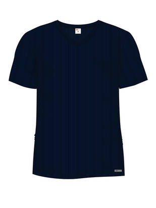 ISA Shirt V-Neck navy