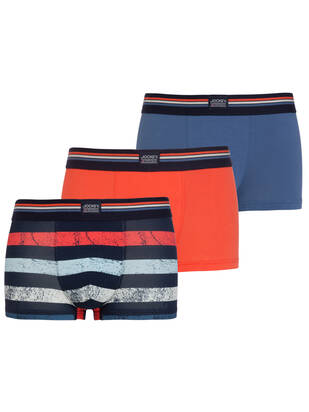 3erPack Jockey Short Trunk